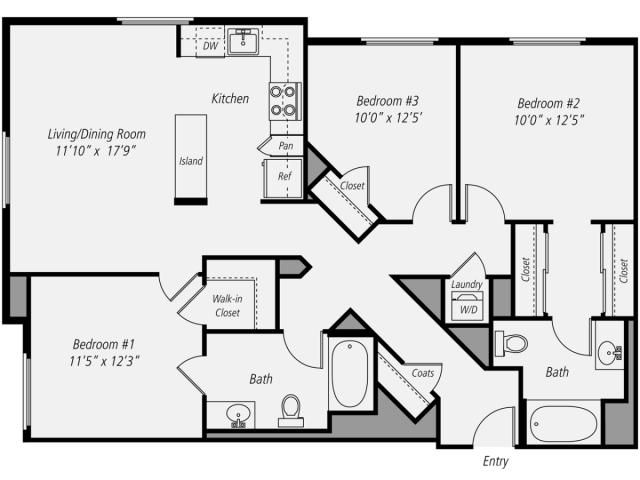 8 best floorplans images on pinterest | dresser, bathroom closet