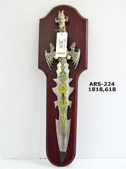 Dekoratif Kılıç Biblo