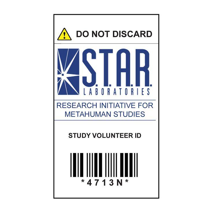 17 best pre printed id badges images on pinterest badge badges star labs volunteer id badge just 250 from alien graphics solutioingenieria Gallery