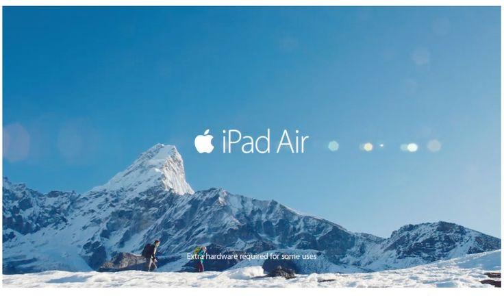 """Neue iPad Air TV Werbung: Your Verse Anthem (Club der toten Dichter) - http://apfeleimer.de/2014/01/neue-ipad-air-tv-werbung-your-verse-anthem-club-der-toten-dichter - Der neue iPad Air TV Werbespot von Apple zitiert eine Passage aus dem """"Club der toten Dichter"""" und unterscheidet sich deutlich von bisheriger Apple TV Werbung und dürfte nicht zuletzt aufgrund der etwas sonderbaren Audio-Grundstimmung die Gemüter spalten. Wer am Ton der iPad Air W..."""