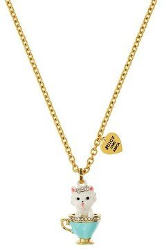 For Teacup Yorkie Aspca Pendant Necklace By Juicy Couture At Style