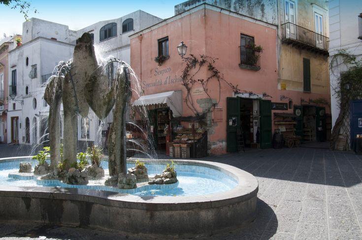 Forio - Piazza Matteotti