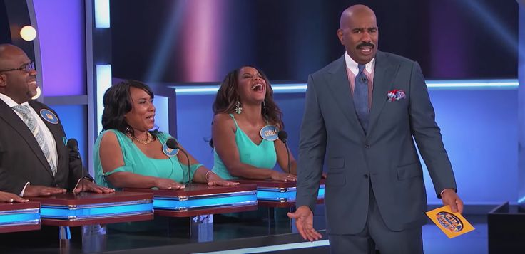 Watch Steve Harvey react to the worst 'Family Feud' answer - Steve Harvey just experienced what he described as the worst Family Feud answer of all time.
