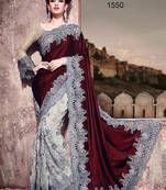 Buy Indian designer Bridal Saree Online at mirraw, we have beautiful latest bridal sarees collections for shopping with exciting discount offers including free shipping