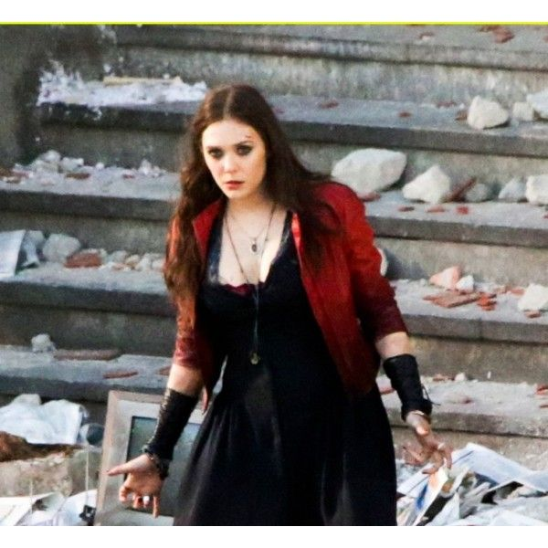 #AgeofUltron #Scarlet