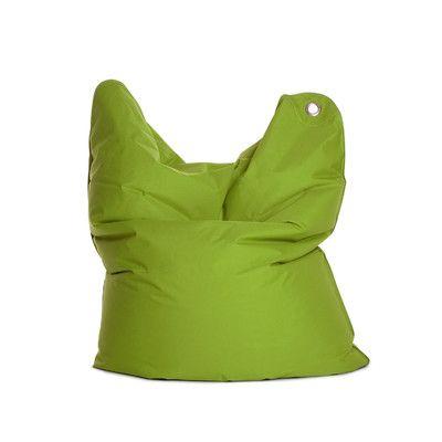 The Bull Medium Bean Bag Chair Upholstery: Green - http://delanico.com/bean-bag-chairs/the-bull-medium-bean-bag-chair-upholstery-green-641110175/