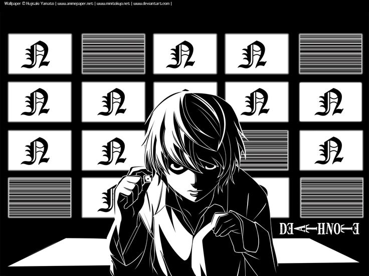 92 best Near (Death Note ) images on Pinterest Drawings, Anime - death note