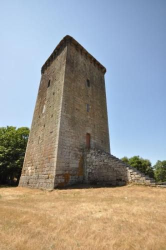 A Forxa Towerlocated in Ourense (Galicia) (Spain)