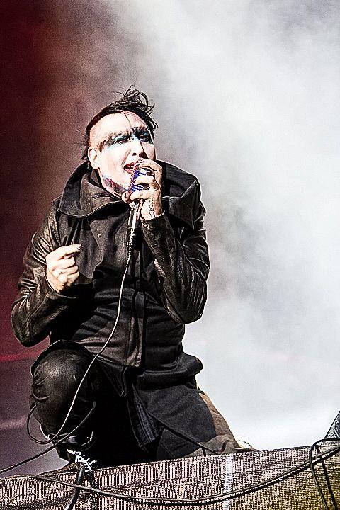 ~Photobook Marilyn Manson @ Rock Am Ring 2015 | FrontView Magazine