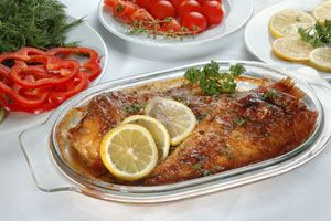 Caribbean Red Snapper Recipe