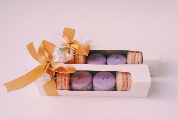 Order your French macarons today at www.honeybutterdesserts.com! Choose from a selection of seasonal flavors or customize your own!! #dessert #frenchmacarons #toronto #macarons