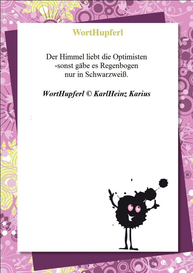 #WortHupferl Heiteres und Weiteres unter http://0cn.de/WortHupferl-des-Tages