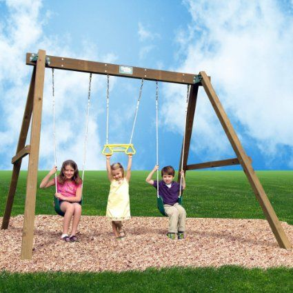 Best Swing Sets: Swing Set Safety, Ratings, Reviews & Tips | Safe Sound Family