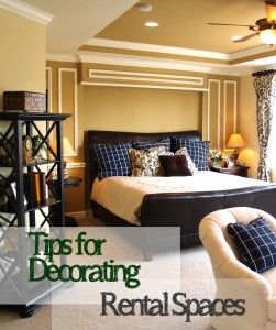 Tips for Decorating Rental Spaces
