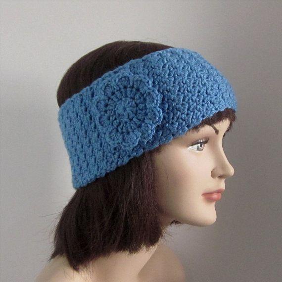 60 Best Crocheted Ear Warmers Images On Pinterest Crochet Ideas