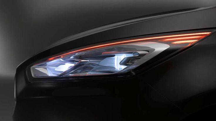 2013 Ford S-Max concept