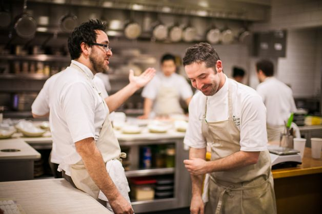 Christopher Kostow, The Restaurant at Meadowood