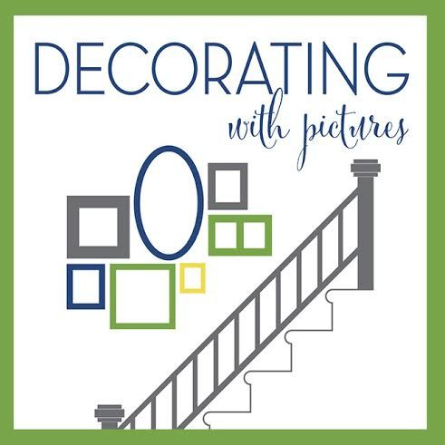 Decorating with pictures-easy diy picture ledges! - A girl and a ...