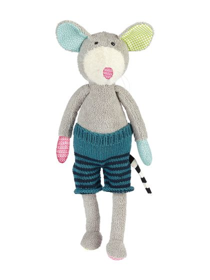 Plush Mouse by sigikid at Gilt