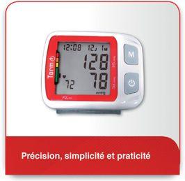 tensiometre poignet TORM KD 7031