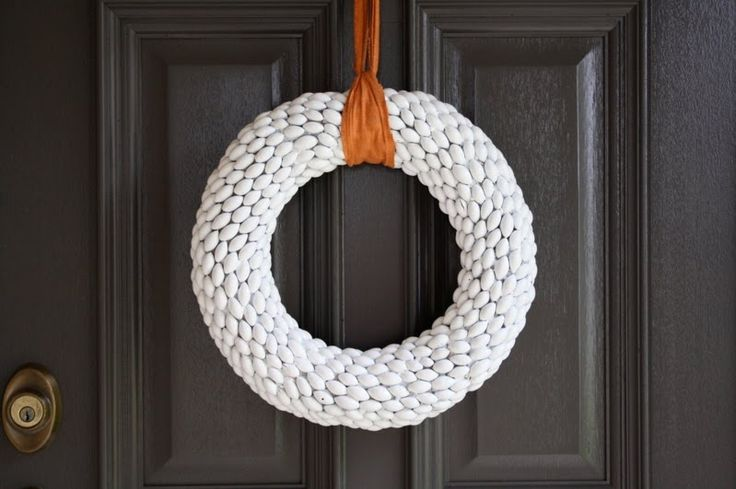 TUTORIAL: Acorn Wreath | MADE: Ideas, Acorn Wreath, Color, Tutorial, Holidays, Wreaths, Crafts