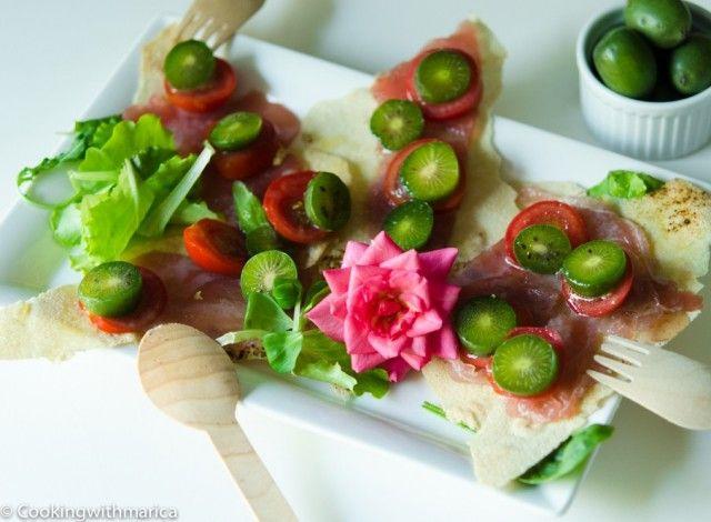 Denny Chef Blog: Carpaccio di tonno e nergi
