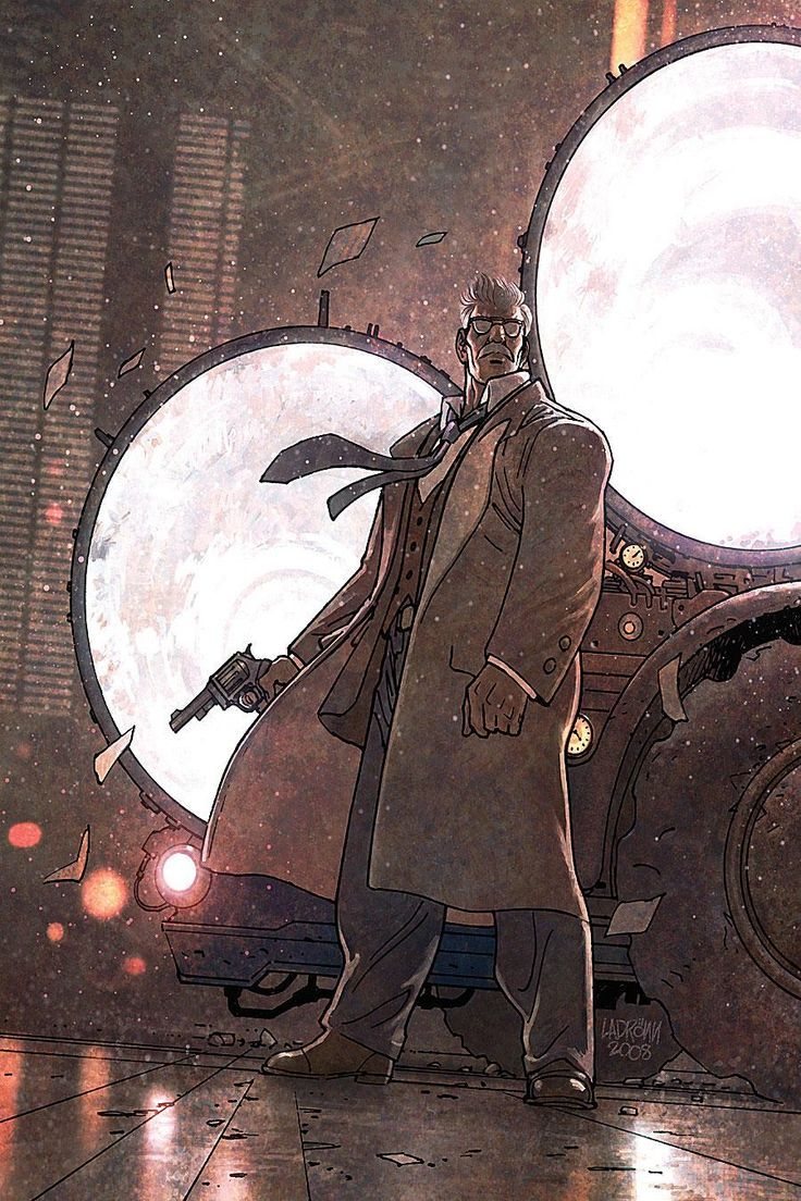 Character Outfit - Trench Coat