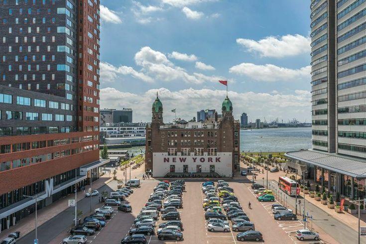 Het Hotel New York in Rotterdam tijdens de Dag van de Architectuur