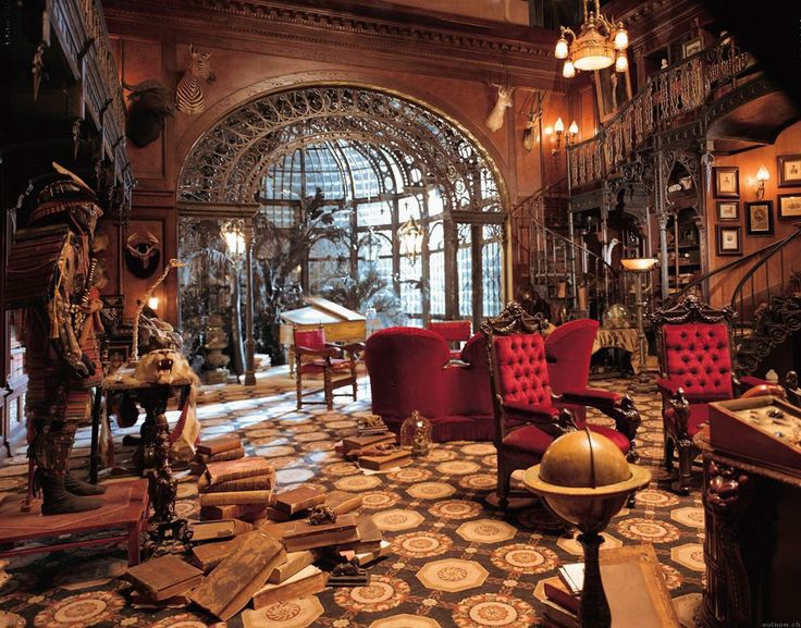 Best 20 steampunk furniture ideas on pinterest industrial wine racks loft decorating and - Steampunk room ideas ...