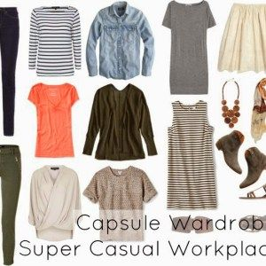 Ask Allie: Very Casual Office Attire