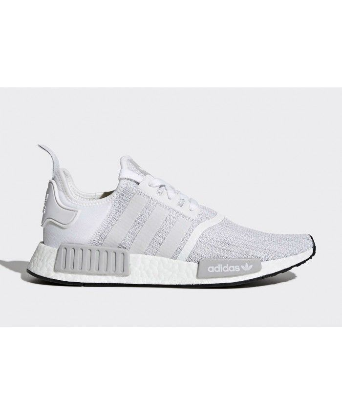 Adidas NMD R1 Blizzard Trainers