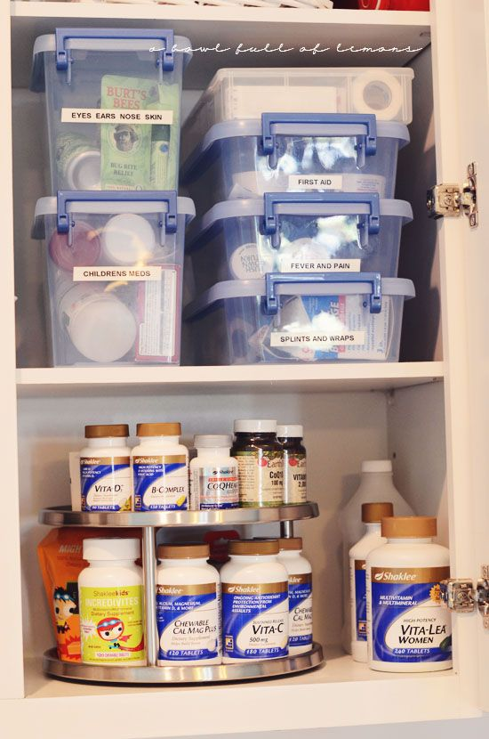 Tons of Tips and Tricks For Organizing Your House : broken down into a 14wk challenge with tons of pictures and options you can get from the Dollar Store.