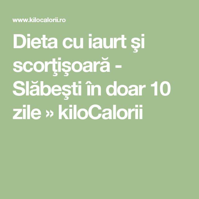Dieta cu iaurt şi scorţişoară - Slăbeşti în doar 10 zile » kiloCalorii