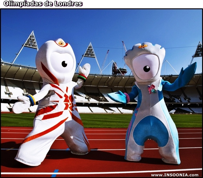 25 - Olimpíadas de Londres