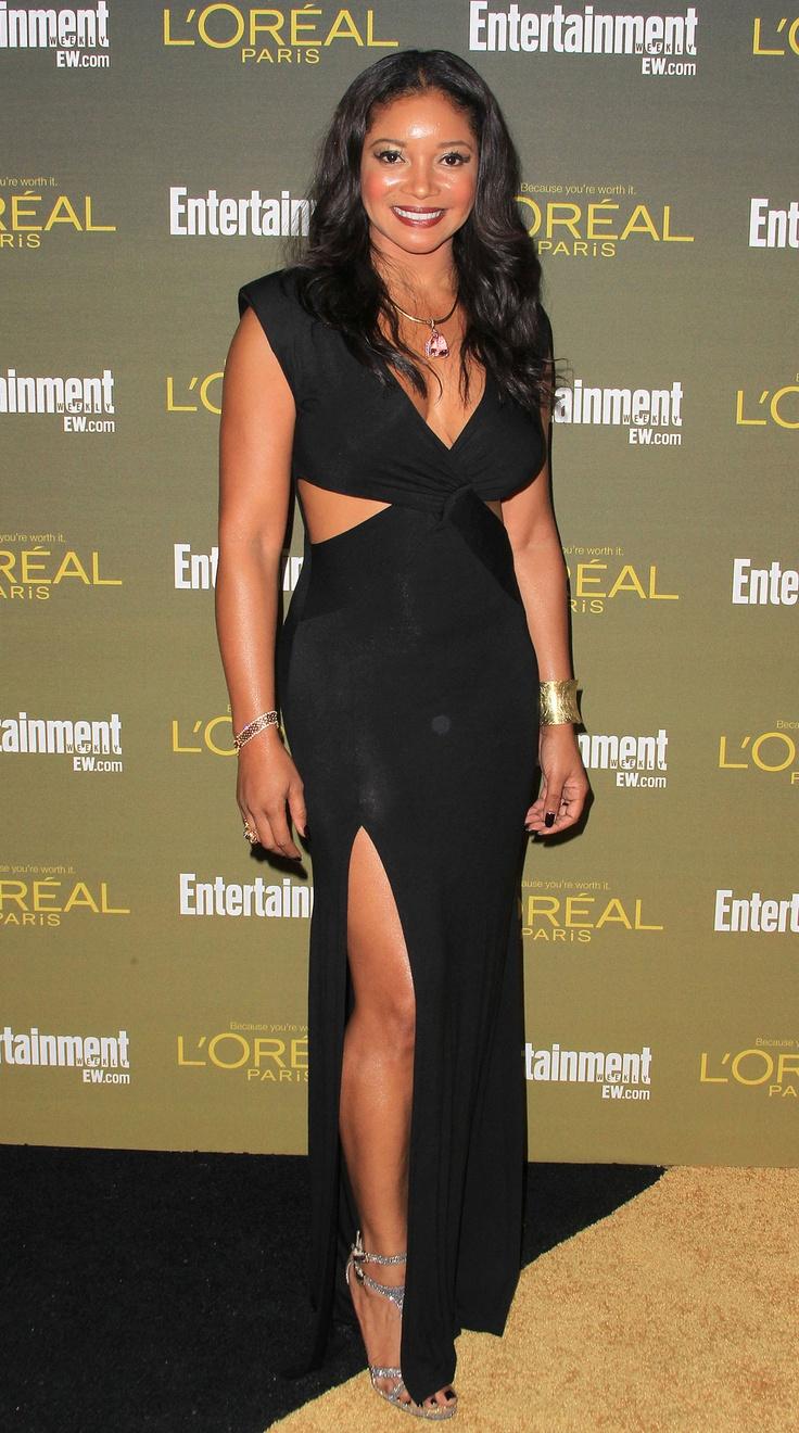 Tamala Jones Entertainment Weekly 2012 Pre-Emmy partito il 21 settembre, 2012