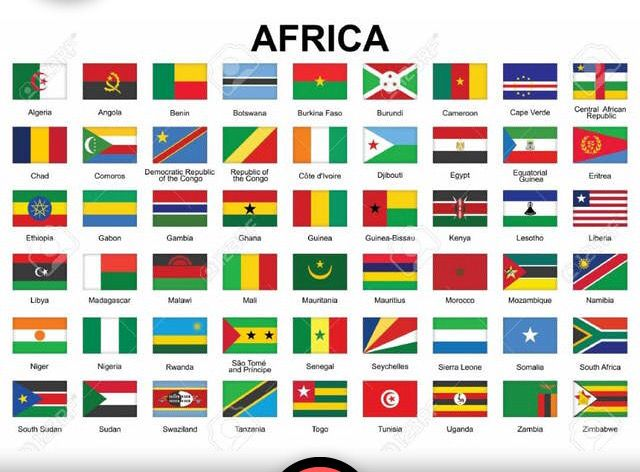 Pin By Zhanna Kuznecova On Kosmos Africa Flag African Countries African Flag