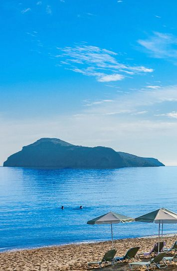 Porto Platanias Beach Resort & Spa in Platanias, Chania, Crete