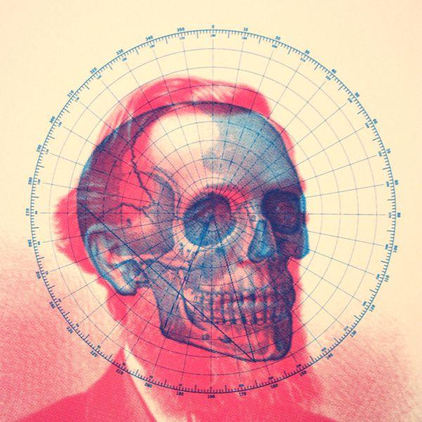 skull, by Mark Weaver