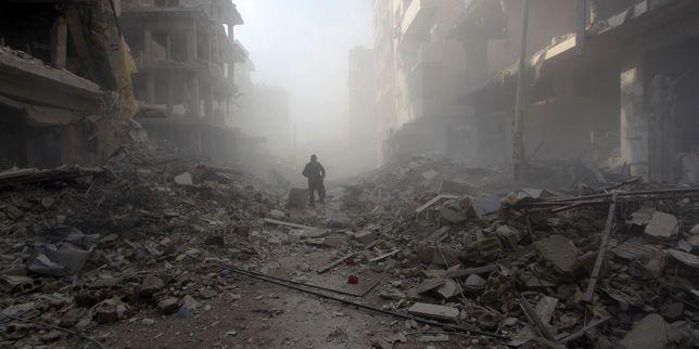 Du soulèvement populaire au conflit international, cinq ans de guerre en Syrie