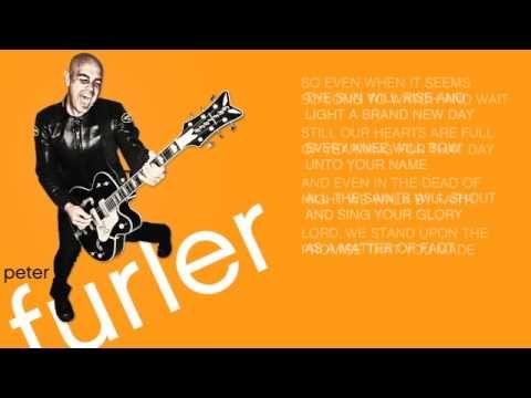 """Peter Furler """"Matter of Faith"""""""
