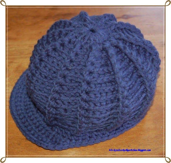63 best Häkelmuster images on Pinterest | Hand crafts, Knit crochet ...