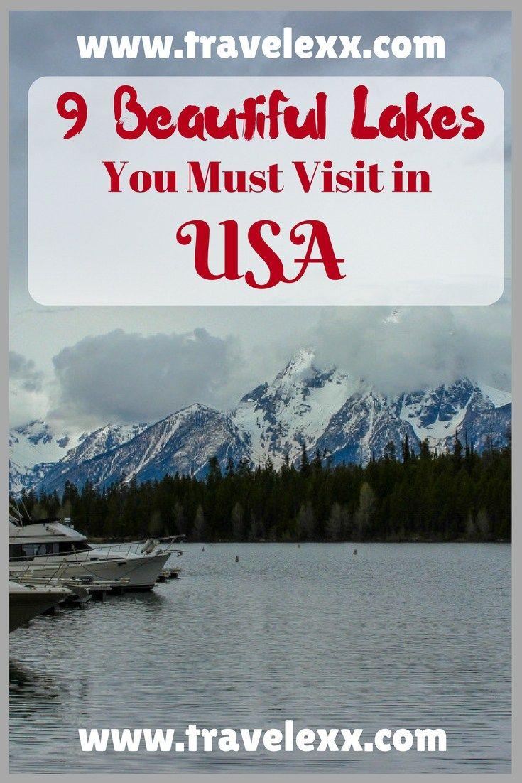 9 Beautiful Lakes You Must Visit in USA | USA Lakes | Lakes in USA | Lakes in America | USA Best Lakes | USA Beautiful Lakes | USA Famous Lakes | Great Lakes USA | Lake Michigan | Lake Ontario | Lake Powell | Mono Lake | Jackson Lake | Jenny Lake | Lake Tahoe | Tenaya Lake | Central Park | New York | Chicago | Wyoming | California | Nevada | Utah | Arizona