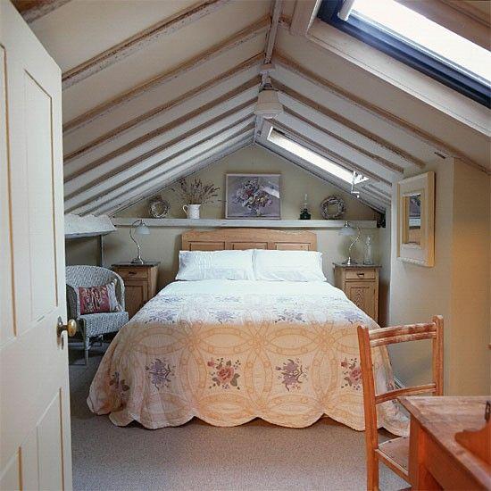 Loft conversion bedroom
