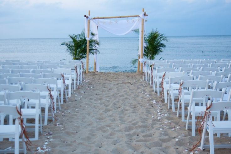 Beach Wedding Ideas On A Budget | beach wedding decor