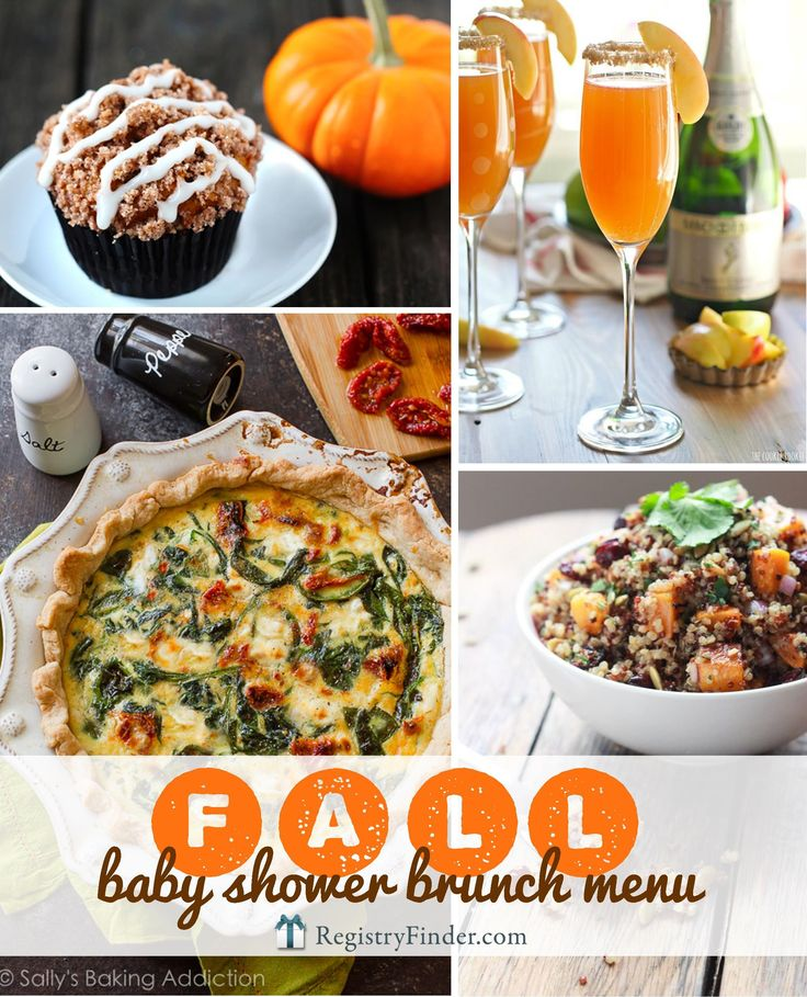 fall baby shower brunch menu are you planning a baby shower shower