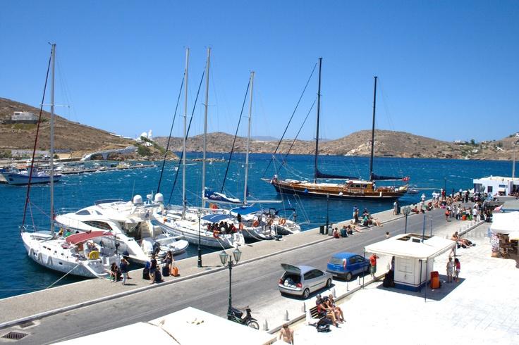 Port of Ios