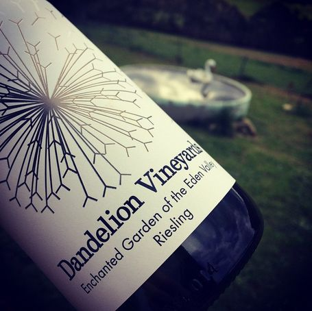 "2014 Dandelion Vineyards Enchanted Garden of Eden Valley has been awarded 90 points in the Decanter Riesling Tasting ""Exotic kaffir lime on nose and palate with a light prickle on the tongue. Fine-boned structure that will make this ageworthy. Pleasantly juicy on the mid-palate with a dry citrus finish. Lovely."""