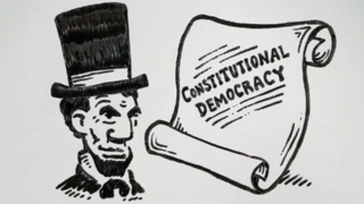 the basics of constitutional democracy in united states Let's not throw out the constitution of the constitution of the united states by been built up around the constitution democracy contains within.