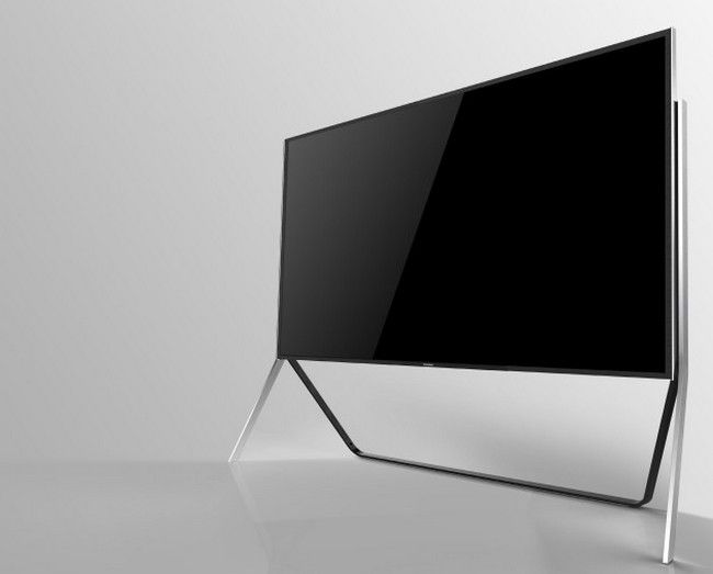 Samsung starts selling TVs with changeable form