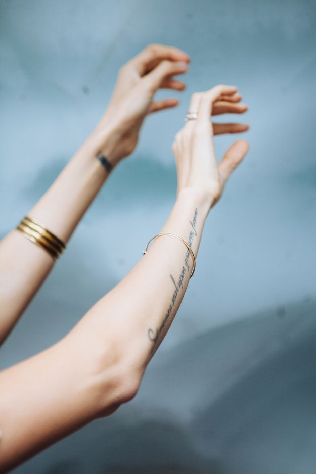 Outer Forearm | 33 Perfect Places For A Tattoo